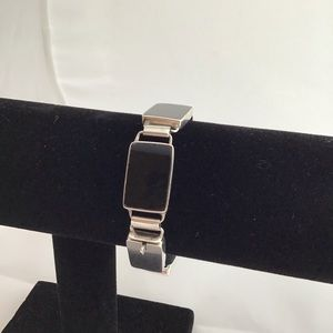 Jewelry - Sterling Silver Black Onyx Bracelet